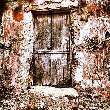A Locked Door by H Hoffman