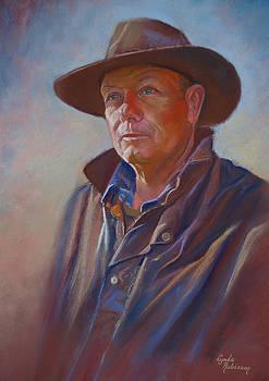 A Man of the Land by Lynda Robinson