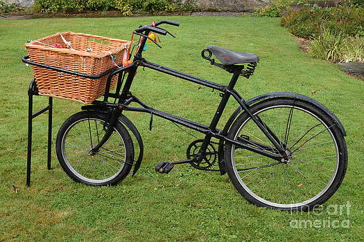 Joe Cashin - A messenger bike