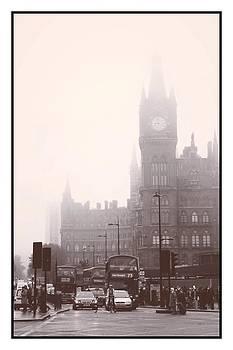 Stefan Kuhn - A Misty Day in London
