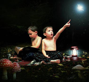 A Modern Mythical Adventure by Jeremy Martinson