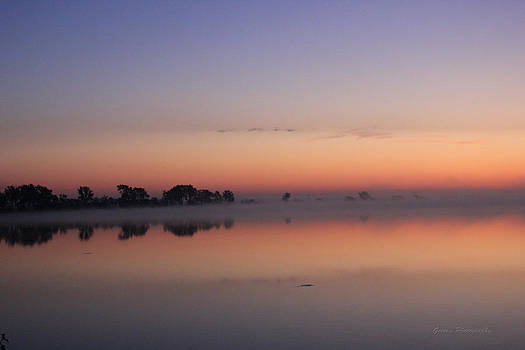 A Morning Fog by Robert Geier