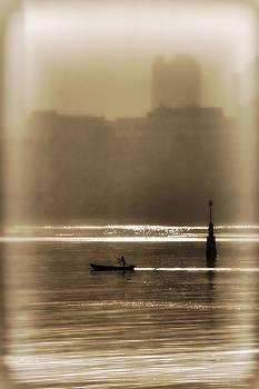 A Morning Paddle by Henry Kowalski