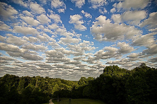A Most Beautiful Sky by Shirley Tinkham