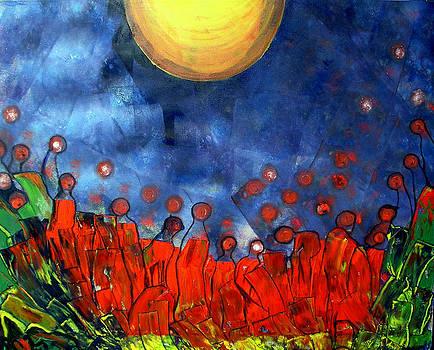 A New Day by Pilar  Martinez-Byrne