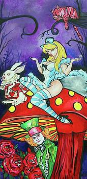 A Night in Wonderland by Lorinda Fore and Tony Lima