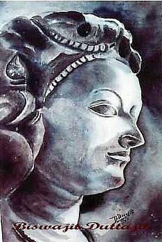 A niyeka by Biswajit Dutta