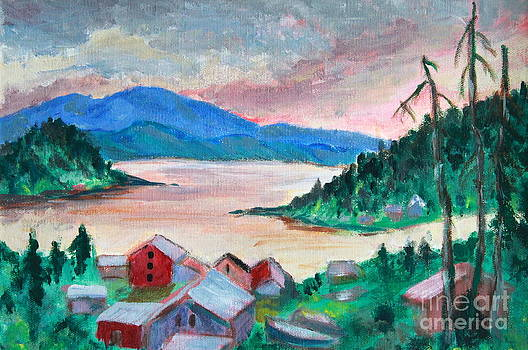 A Painter's Country A Y Jackson Inspired by Sherrill McCall