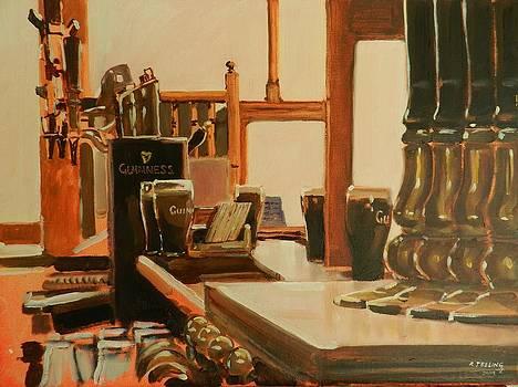 A Pint at Gravediggers by Robert Teeling