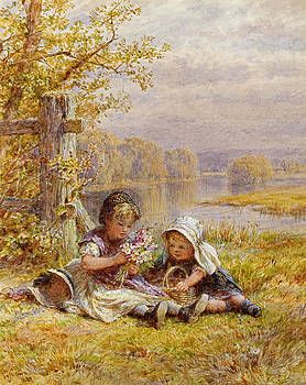 William Stephen Coleman - A Posy for Mother