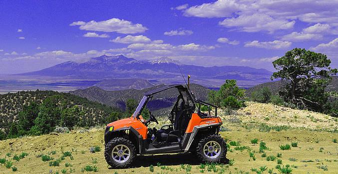 A Razor in Colorado by Timothy Johnson