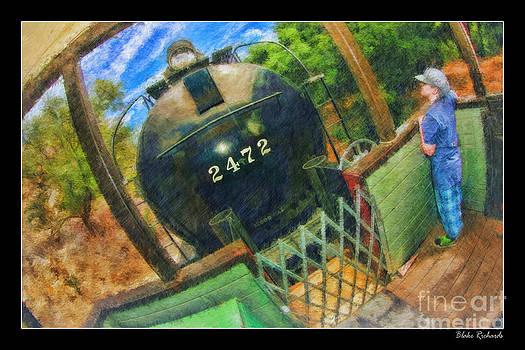 Blake Richards - A Ride On The Niles Canyon Railway