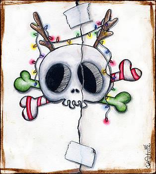 A Rudolph Creepmas by Lizzy Love