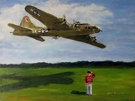 A Salute to the Greatest Generation by Jack Skinner