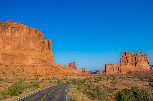 A scenic drive by Randy Giesbrecht