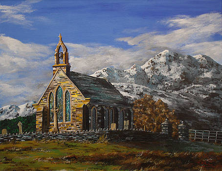 A Scottish Kirk by Julia Robinson