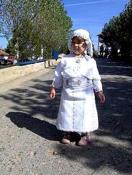 A Serbian Girl from Kosovo by Emilija Cerovic