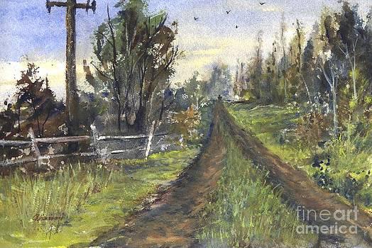 The Short Cut Back Home by Carol Wisniewski