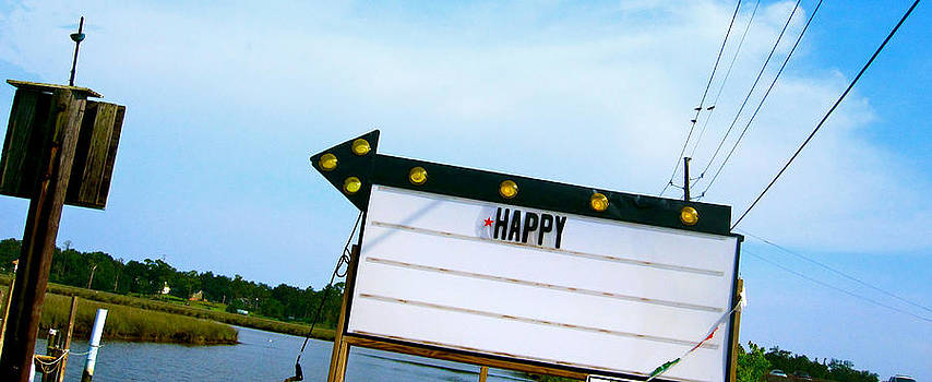 A Sign of Happiness by Jon Berry