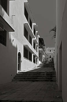 A Street With No Name  by Mario Celzner