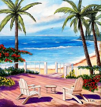 A Summer Place by Rich Fotia