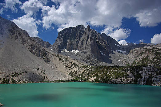A Temple In The Sierra Nevada by Steve Wolfe