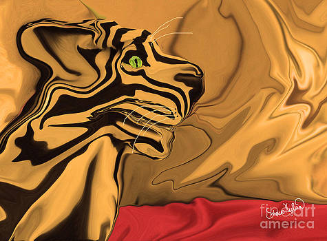 A Tiger for Tiago by Sherin  Hylan