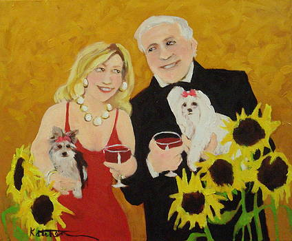 A Toast to Dogs by Carole Katchen