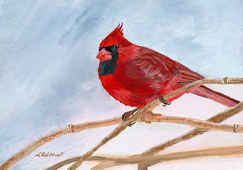 A Touch of Red by Lynne Reichhart