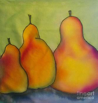 A Trio of Pairs by Vickie Scarlett-Fisher