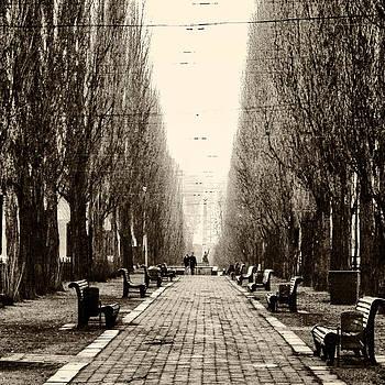 A Walk in Kiev - Picture by Brian Orlovich