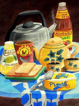 A Warm Breakfast by Adam Wai Hou