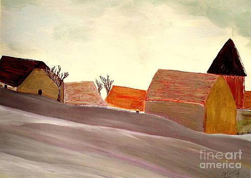 A Winter Morning by Bill OConnor