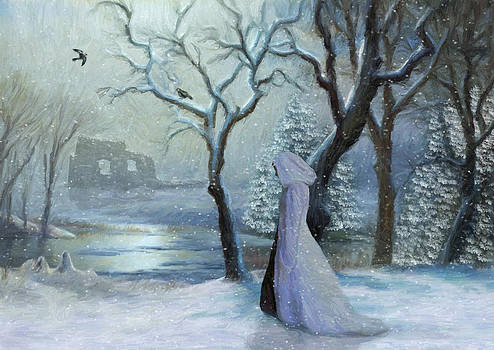 Nina Bradica - A Winter Walk