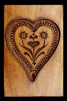 Hanne Lore Koehler - A Wooden Heart