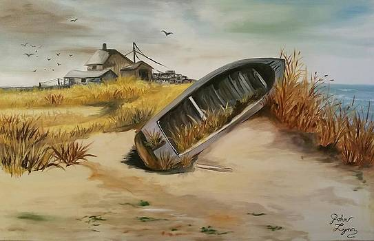 Abandon  by John  Duplantis