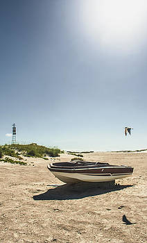 Abandon Ship by Tejas Prints