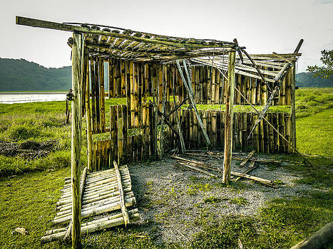 Abandoned Bird Observatory  by Fabio Giannini