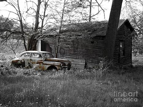 Abandoned Dreams by Chad Thompson