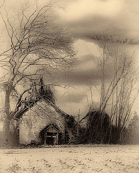 Abandoned Farmstead by Eleanor Ivins