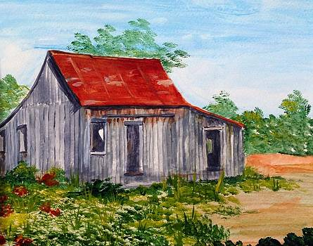 Abandoned by Martha Efurd