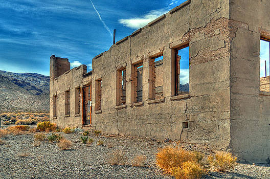 Abandoned Rhyolite by Eric John Galleries