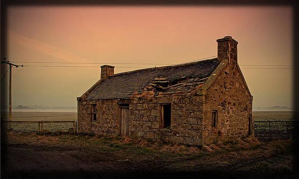Liz  Alderdice - Abandoned Scottish Croft