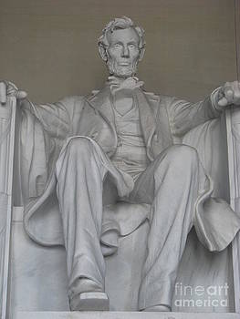 Aberham Lincoln  by John Morris