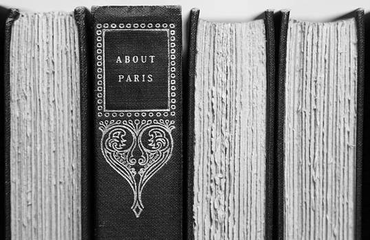 About Paris in Black and White by Brooke Ryan