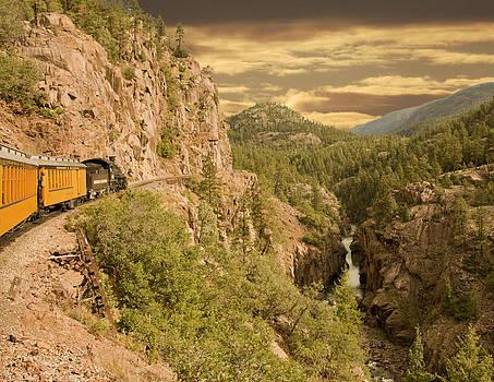 Randall Branham - Above Animas River Gorge