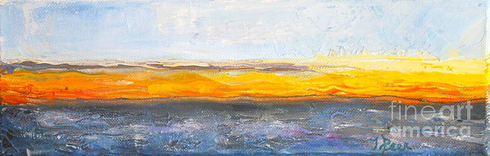 Above the Clouds III by Tracey Peer