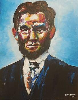 Abraham Lincoln by Valdengrave Okumu