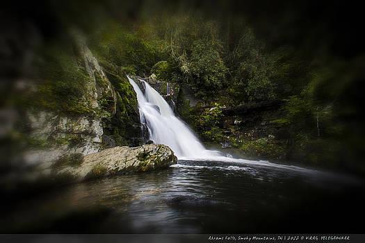 Abrams Falls by Virag Yelegaonkar