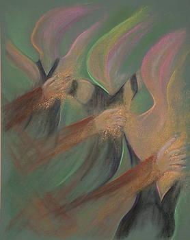Abrazo One by Jocelyn Paine